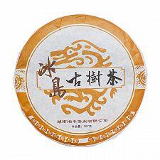 Шу Пуэр Gong Ting Puerh Cake, блин, 357 г