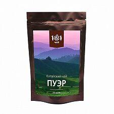 Чай черный китайский Пуэр, 100 г