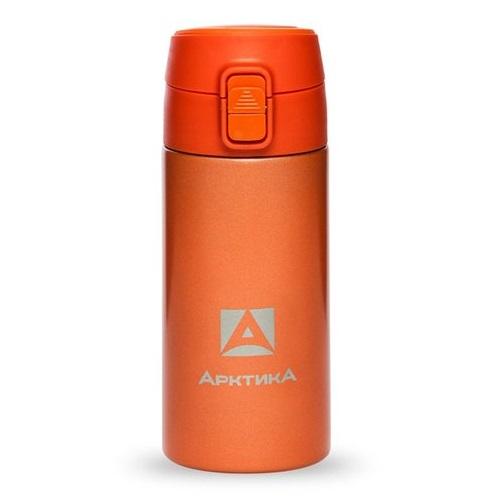 Термос питьевой Арктика 705-350 (оранжевый), 350 мл термос 350 мл fissman 9774