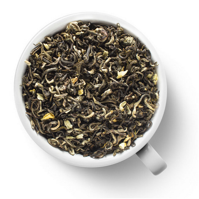 Чай зеленый Моли Би Тань Пяо Сюэ (Жасминовый чай с косы Би Тань) цены