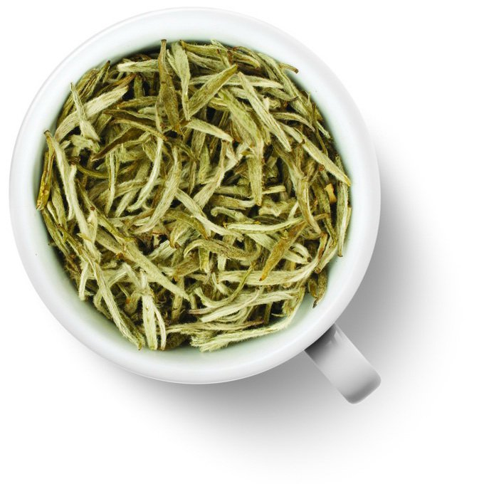Бай Хао Инь Чжень (Серебряные иглы с белыми волосками) от 101 Чай