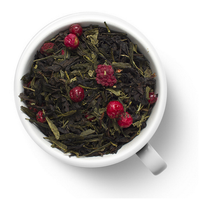 Чай черный с добавлением зеленого Лампа Алладина