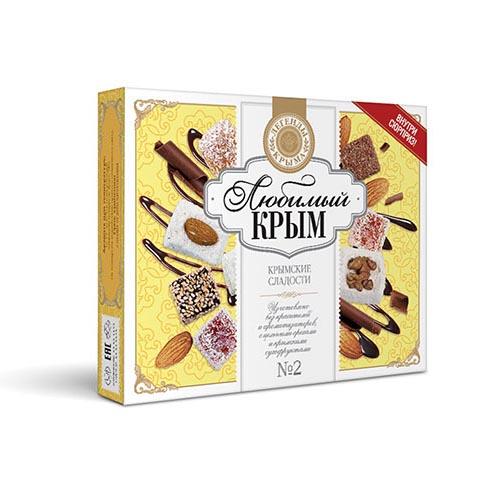 Крымские сладости Любимый Крым №2, 400 г