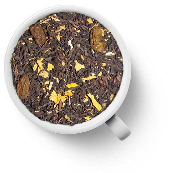 Черный ароматизированный чай Мужской каприз