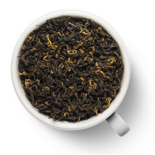 Красный чай Хун Би Ло Чунь от 101 Чай