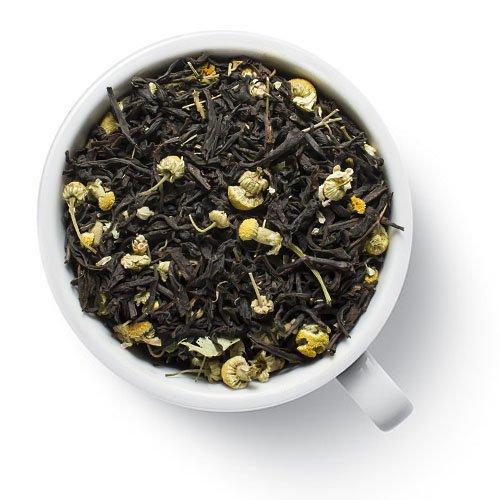 Черный ароматизированный чай Липовый мед
