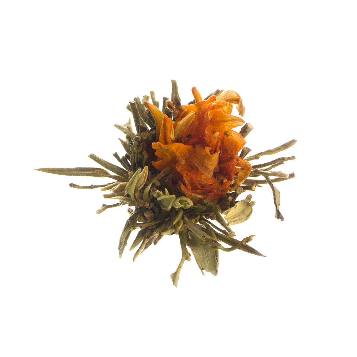 Связанный чай Чханг Е Шанг Гуй (Цветок османтуса), в уп. 5 шт.