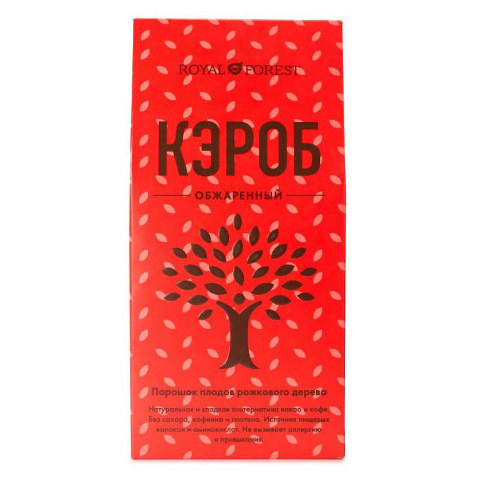 Кэроб обжаренный (порошок из плодов рожкового дерева), 100 г