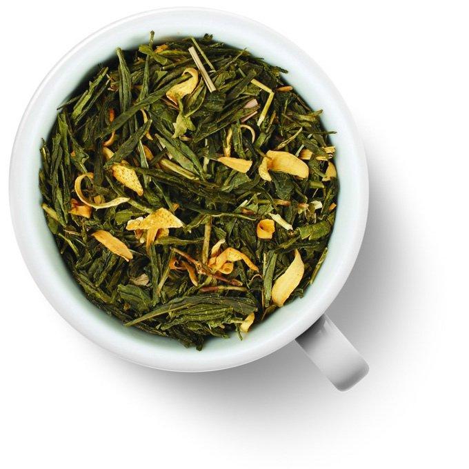 Зеленый ароматизированный чай Текила