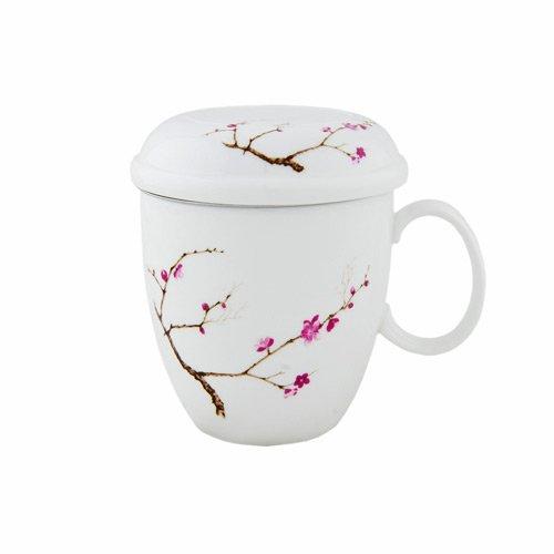 """Заварочная кружка """"Цветущая сакура"""", 350 мл от 101 Чай"""