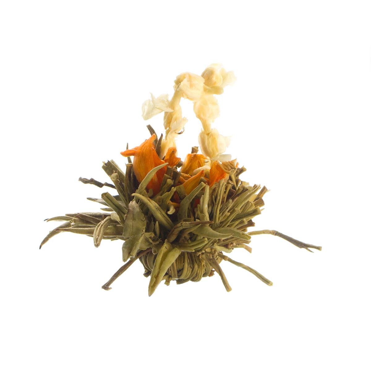 цена на Чай связанный Чхун Дянг Хуа Юэ (Цветок весенней реки), в уп. 5 шт.