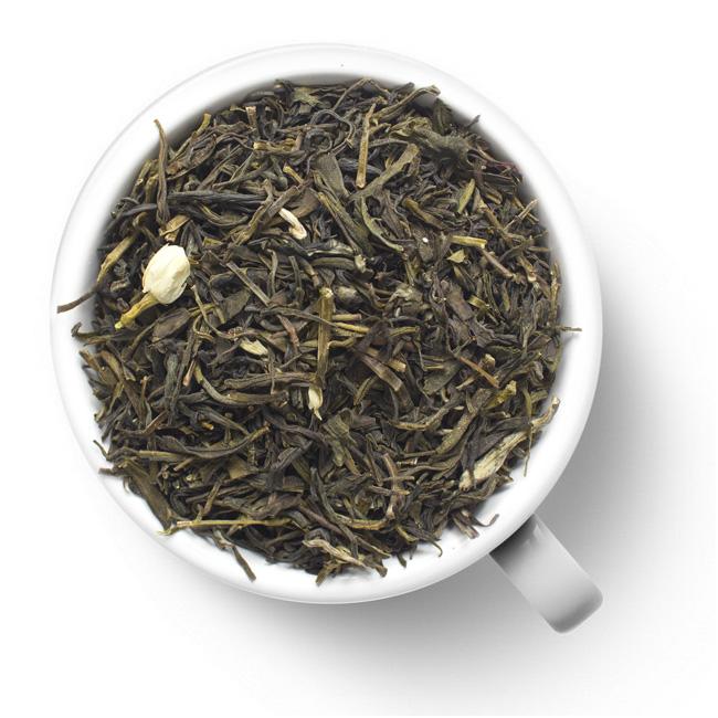 Чай зеленый Моли Хуа Ча - 2 чай листовой первая чайная компания хуа чжу ча с жасмином зеленый 100 г