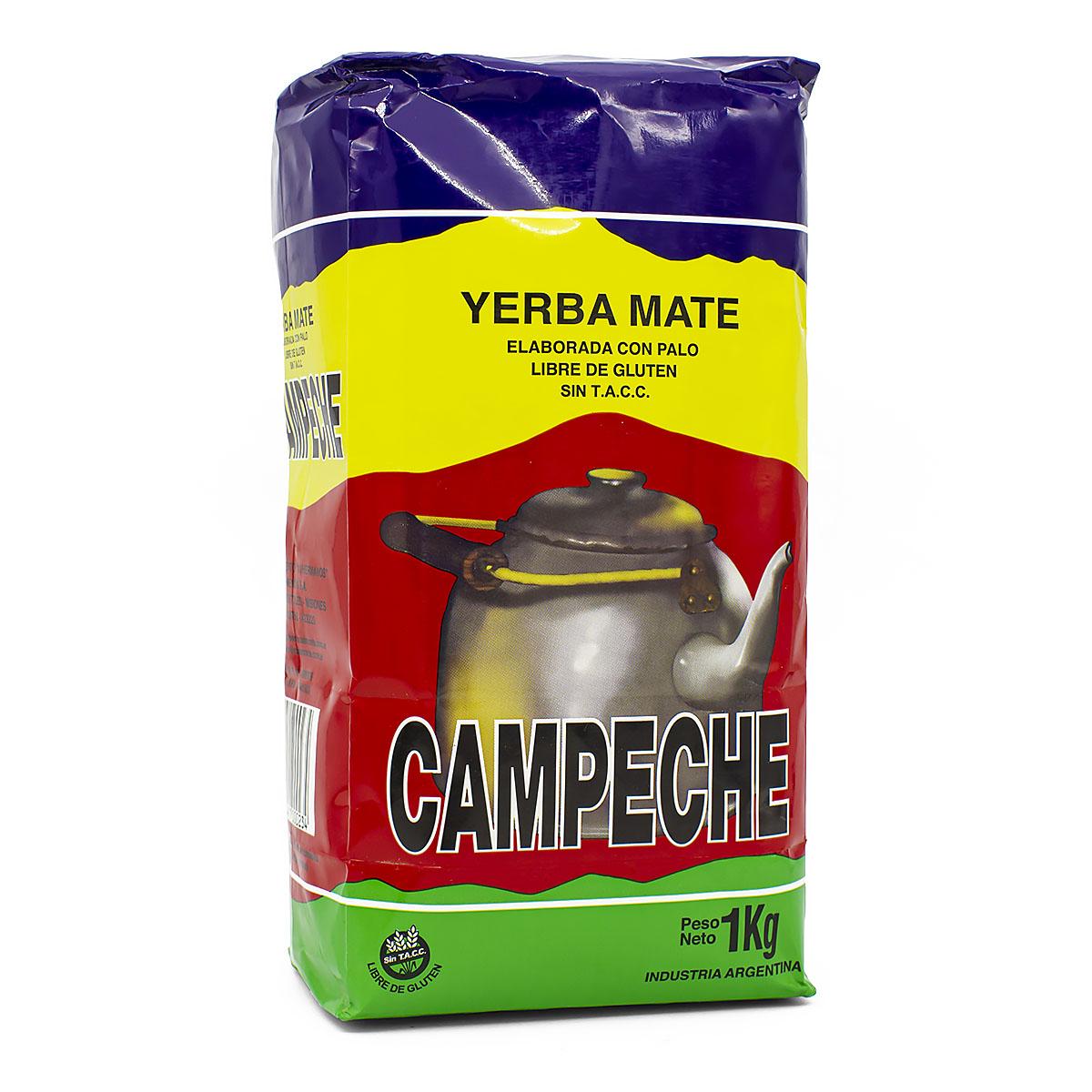 Мате Campeche, 1000 г мате rosamonte despalada 1000 г