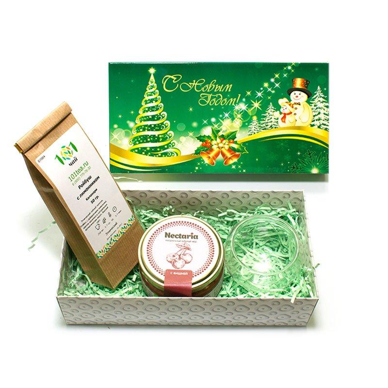 Новогодний подарочный набор №9 от 101 Чай