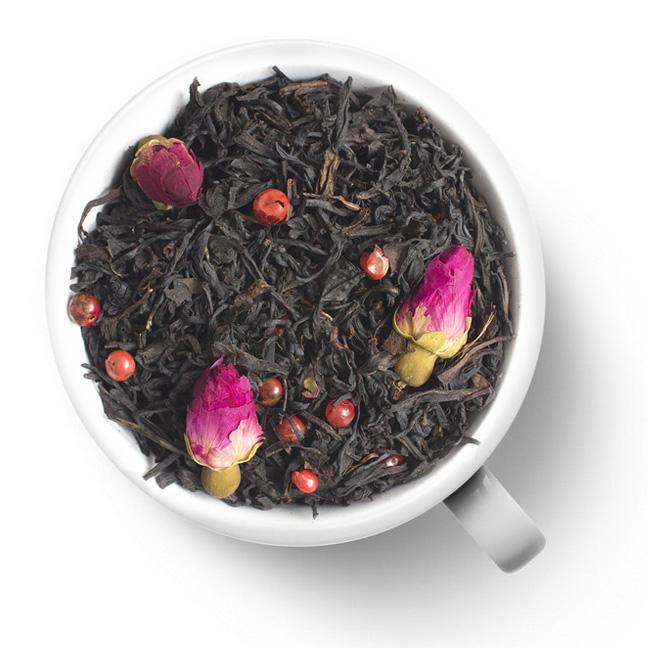 Чай черный Роза Венеции премиум