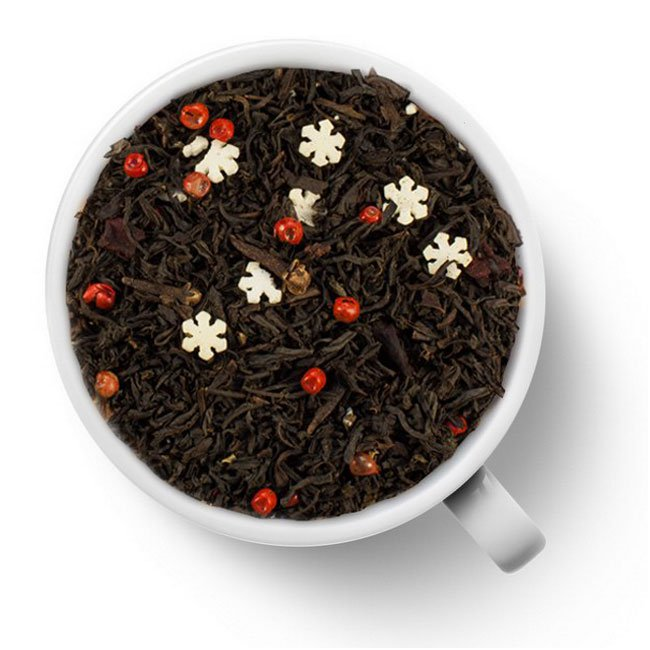 Чёрный ароматизированный чай