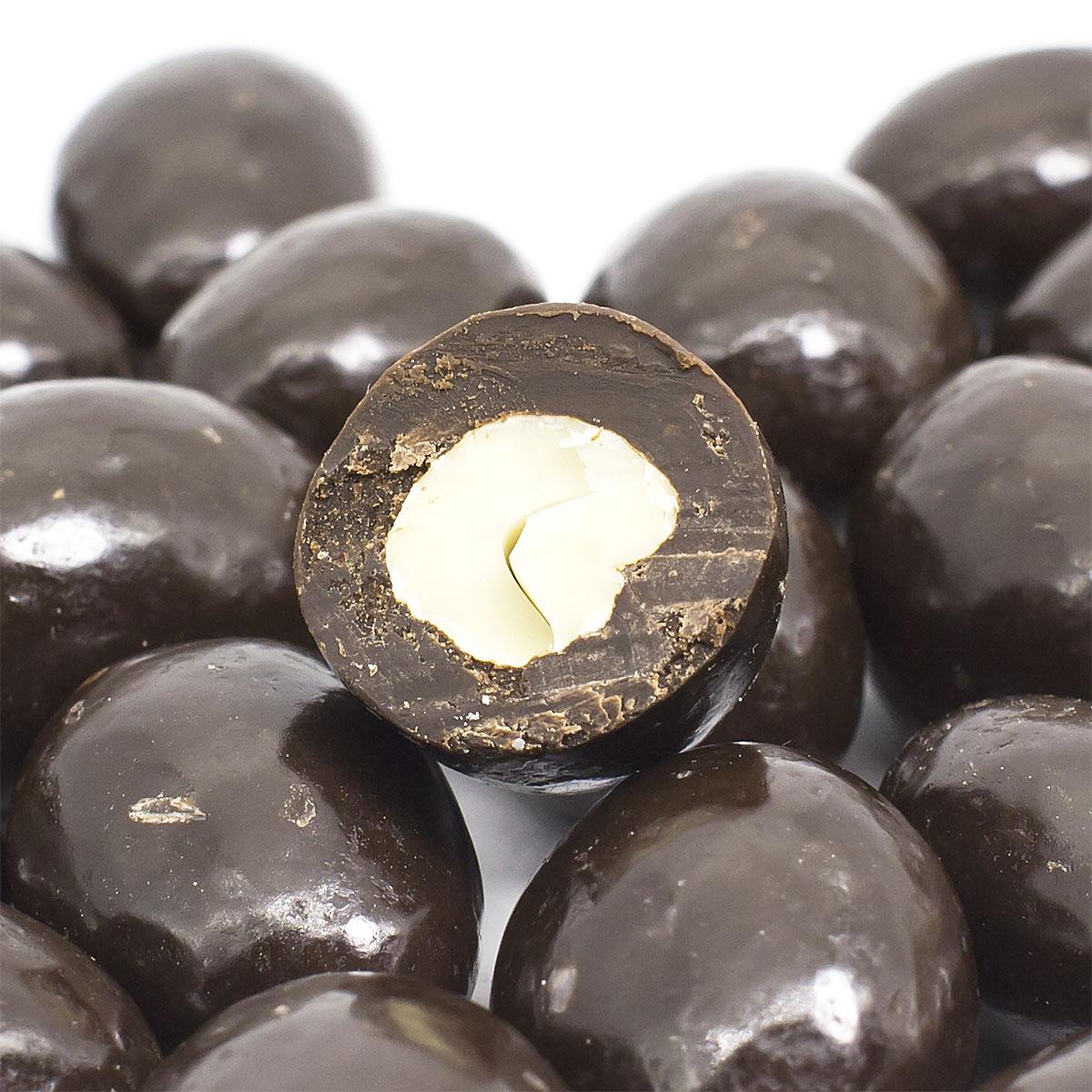 Миндаль в темной шоколадной глазури пирожное маршмеллоу sweet plus zeffo в какао молочной глазури 150 г