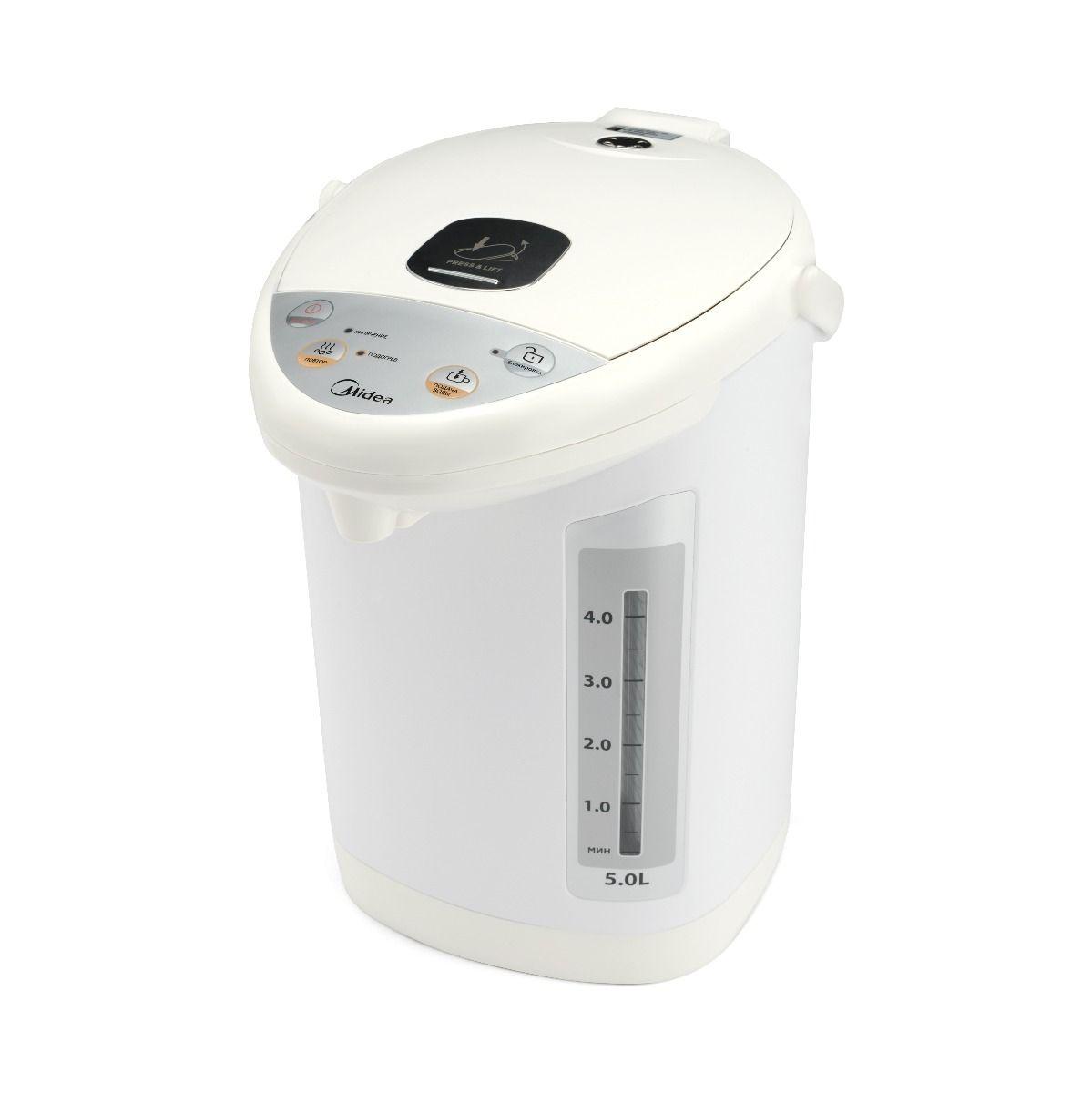 Термопот Midea MP-8101, 5 л, 750 Вт цена и фото