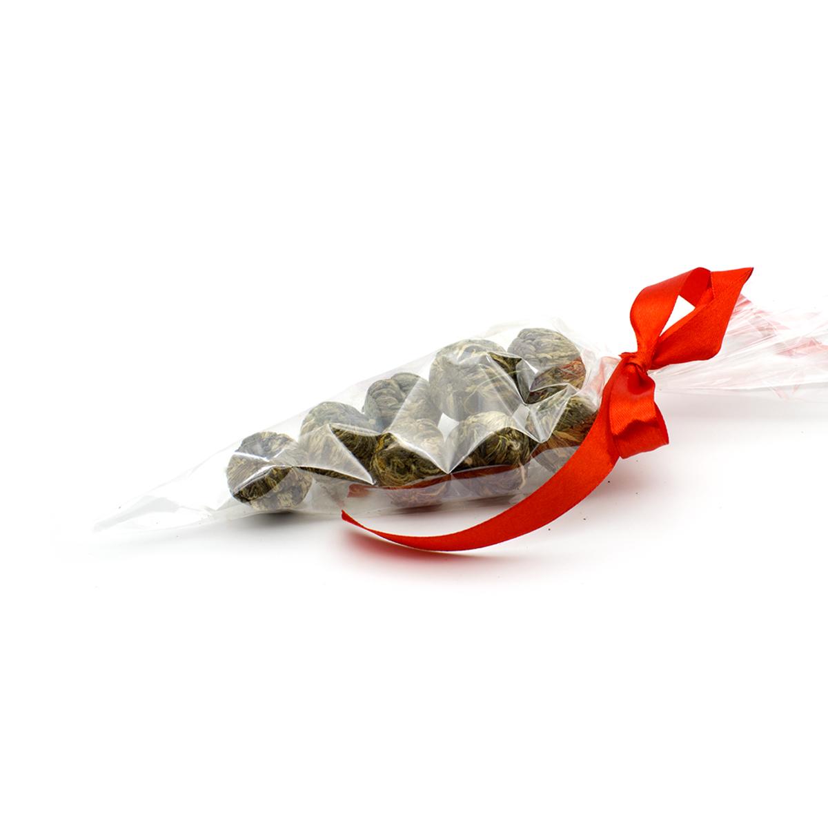 Связанный чай Императорский жасмин в подарочной упаковке, 9 шт