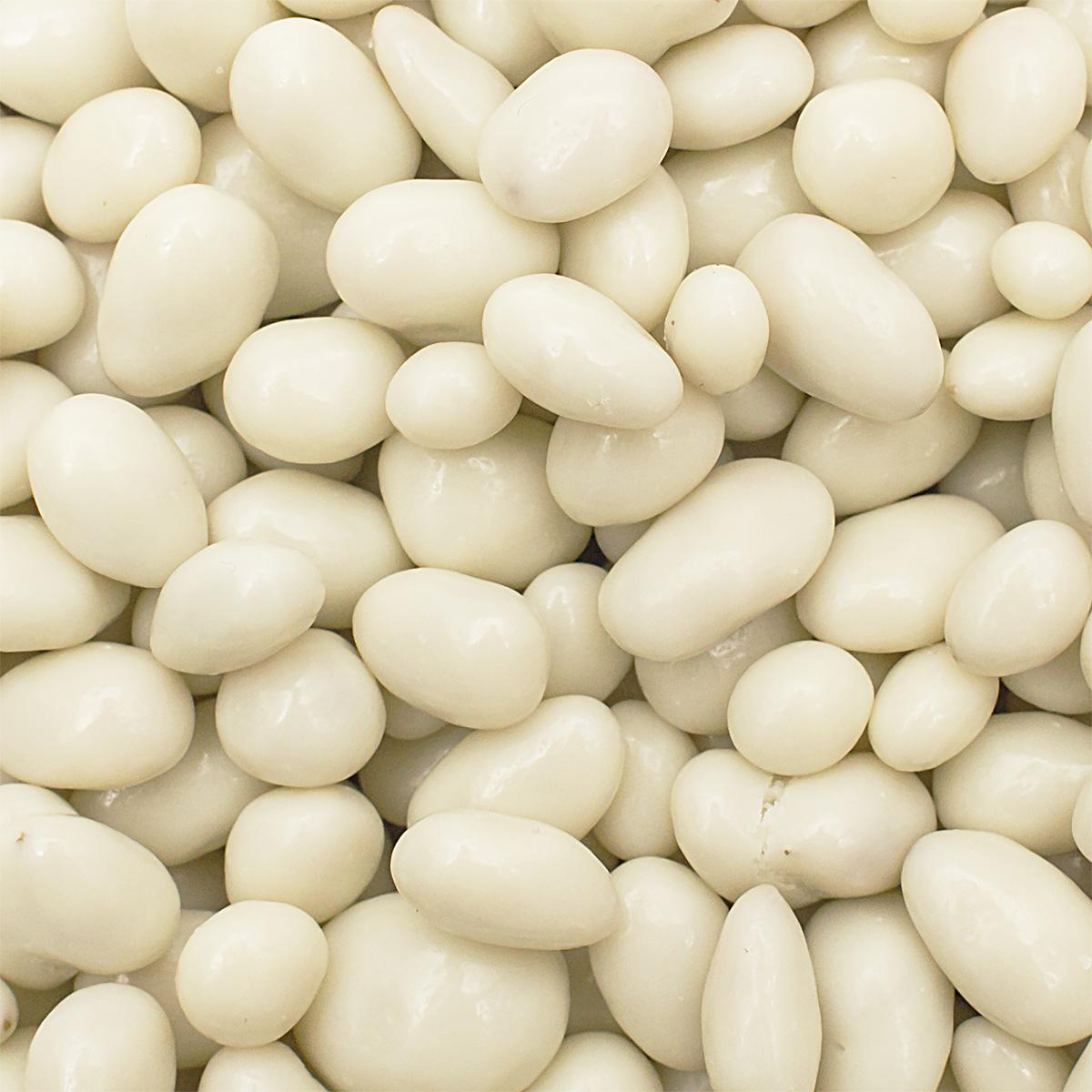 Семечки в белой шоколадной глазури