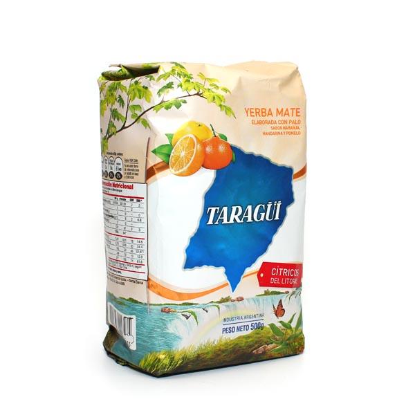 Мате Taragui с ароматом цитрусовых, 500 г
