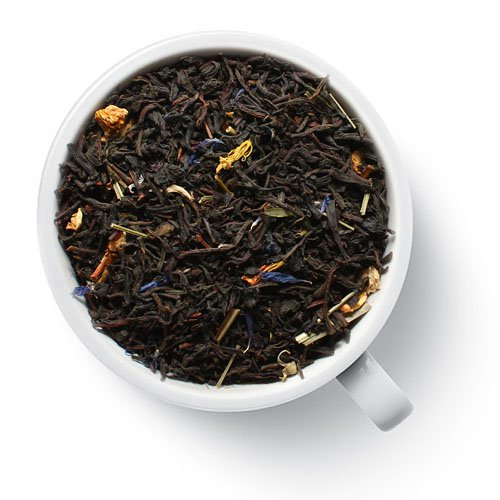 Черный ароматизированный чай Эрл Грей, специальный