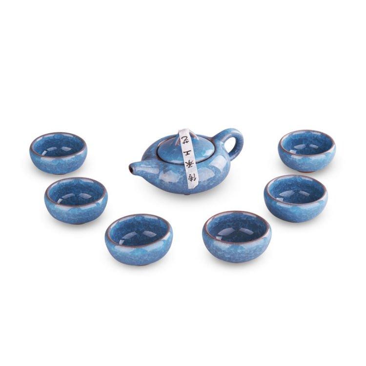 """Чайный сервиз """"Бирюза"""" (7 предметов) от 101 Чай"""