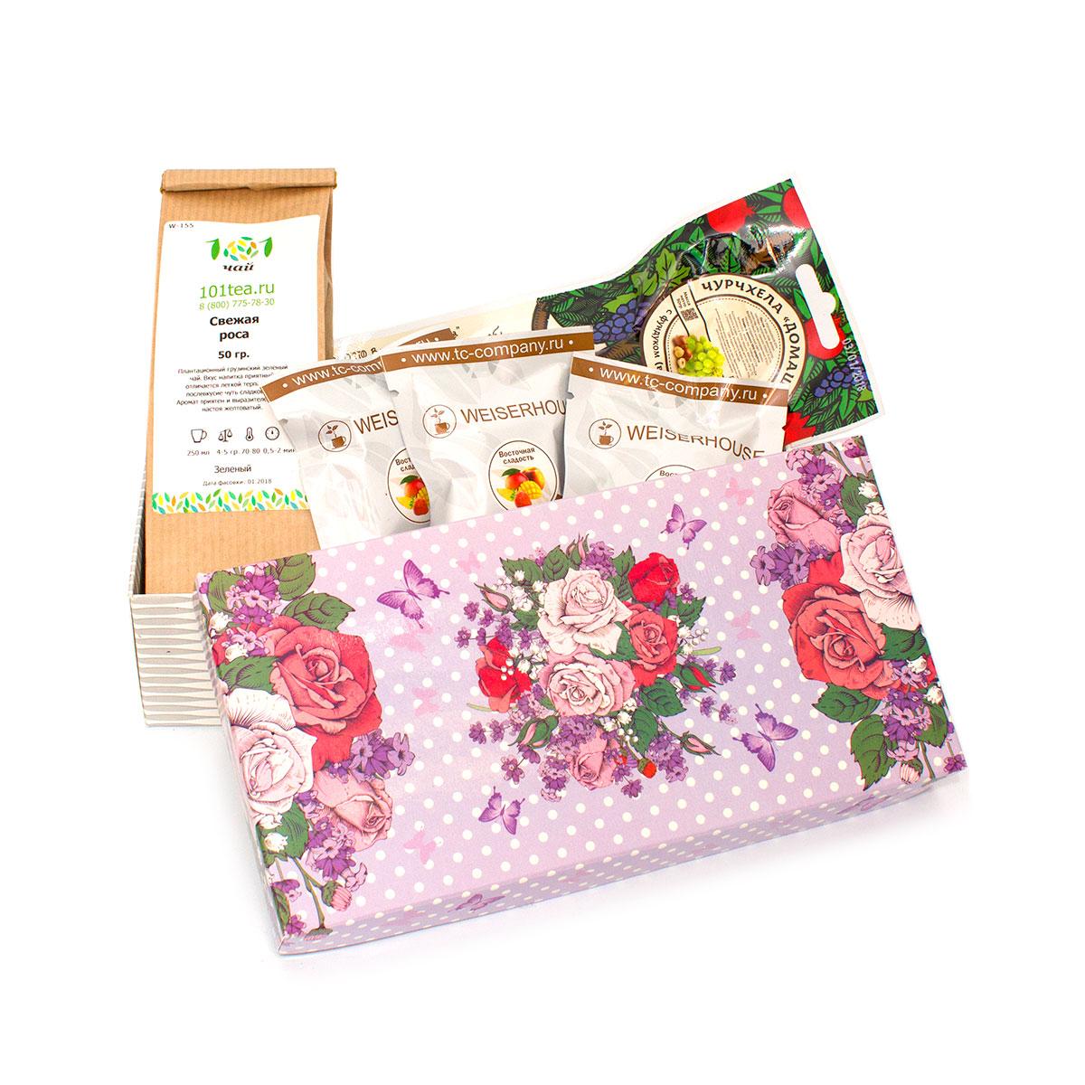 """Подарочный набор чая """"Восточная красавица"""" от 101 Чай"""