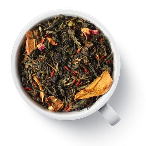 Зеленый ароматизированный чай Восемь секретов