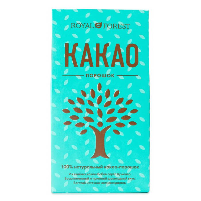 Какао порошок натуральный, 100 г от 101 Чай