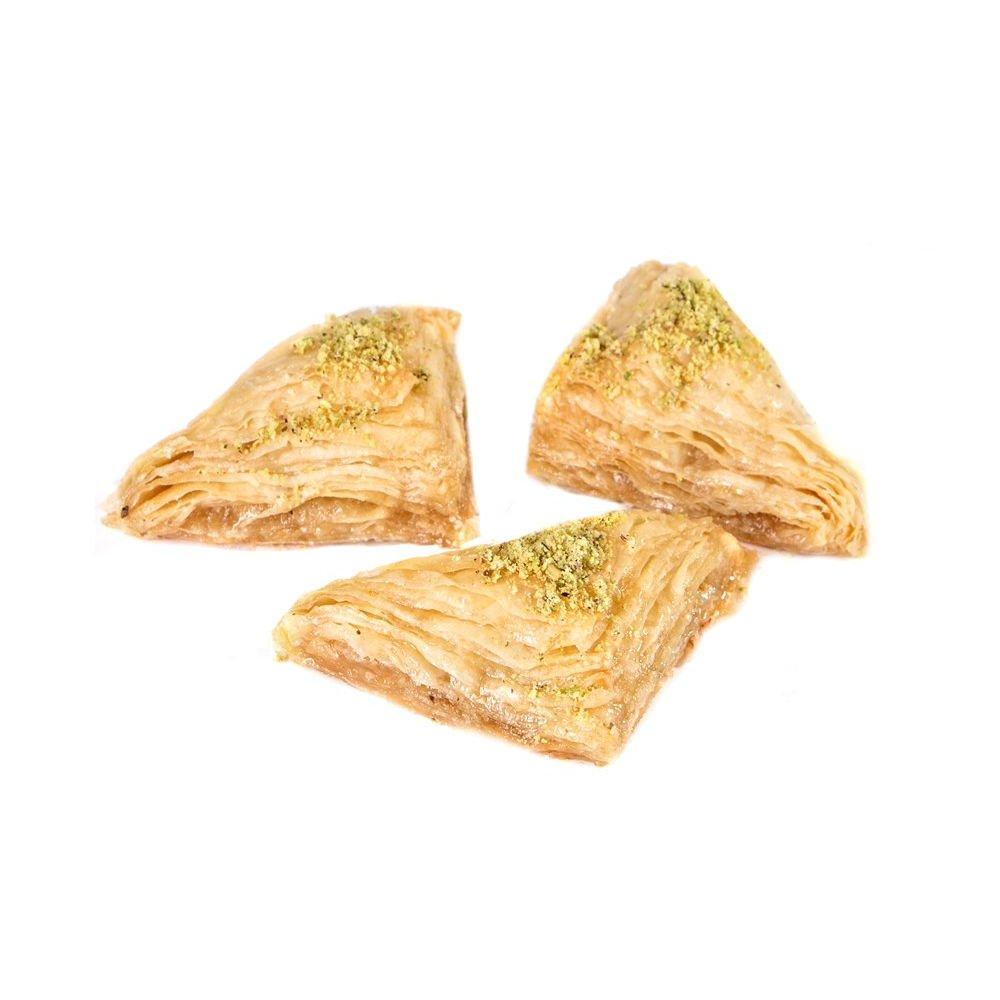 Пахлава Треугольник с грецким орехом (4 шт в упак.) от 101 Чай