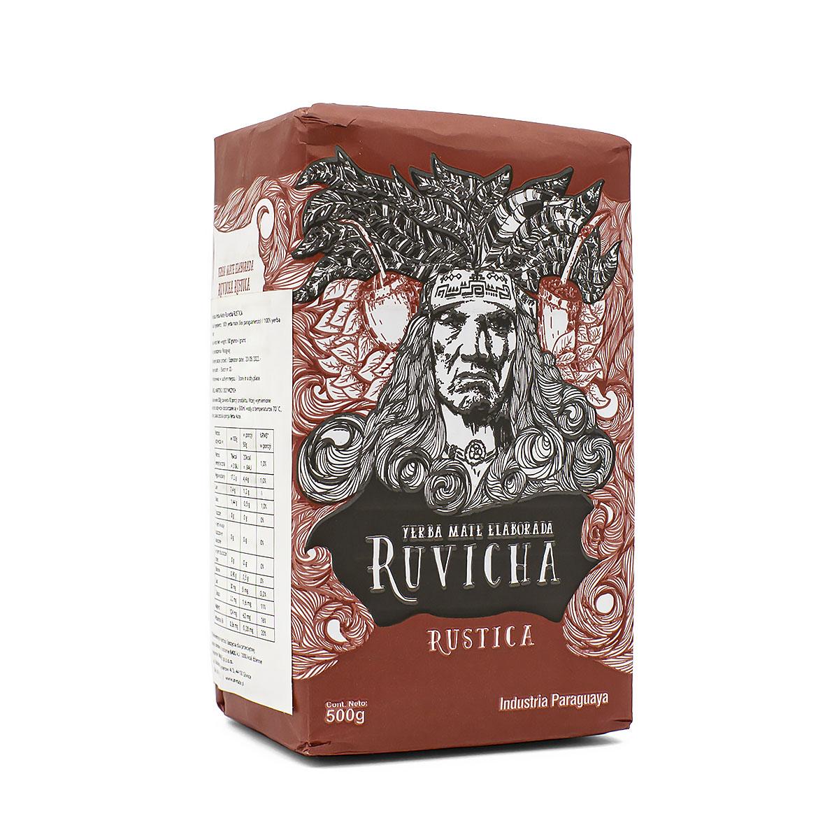 Мате Ruvicha Rustica, 500 г