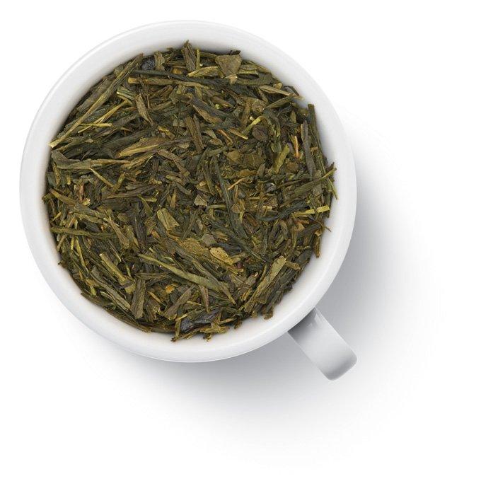 Зеленый чай Сенча с женьшенем