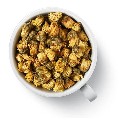 Цветы китайской ромашки от 101 Чай