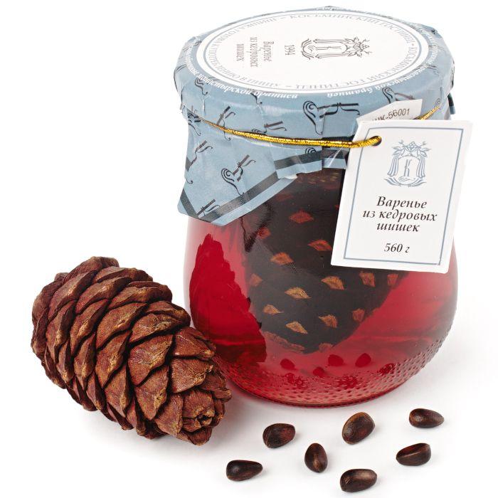 Варенье из кедровых шишек, 500 мл от 101 Чай