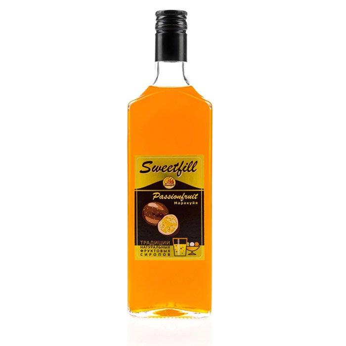 Сироп SweetFill Маракуйя, 0,5 л