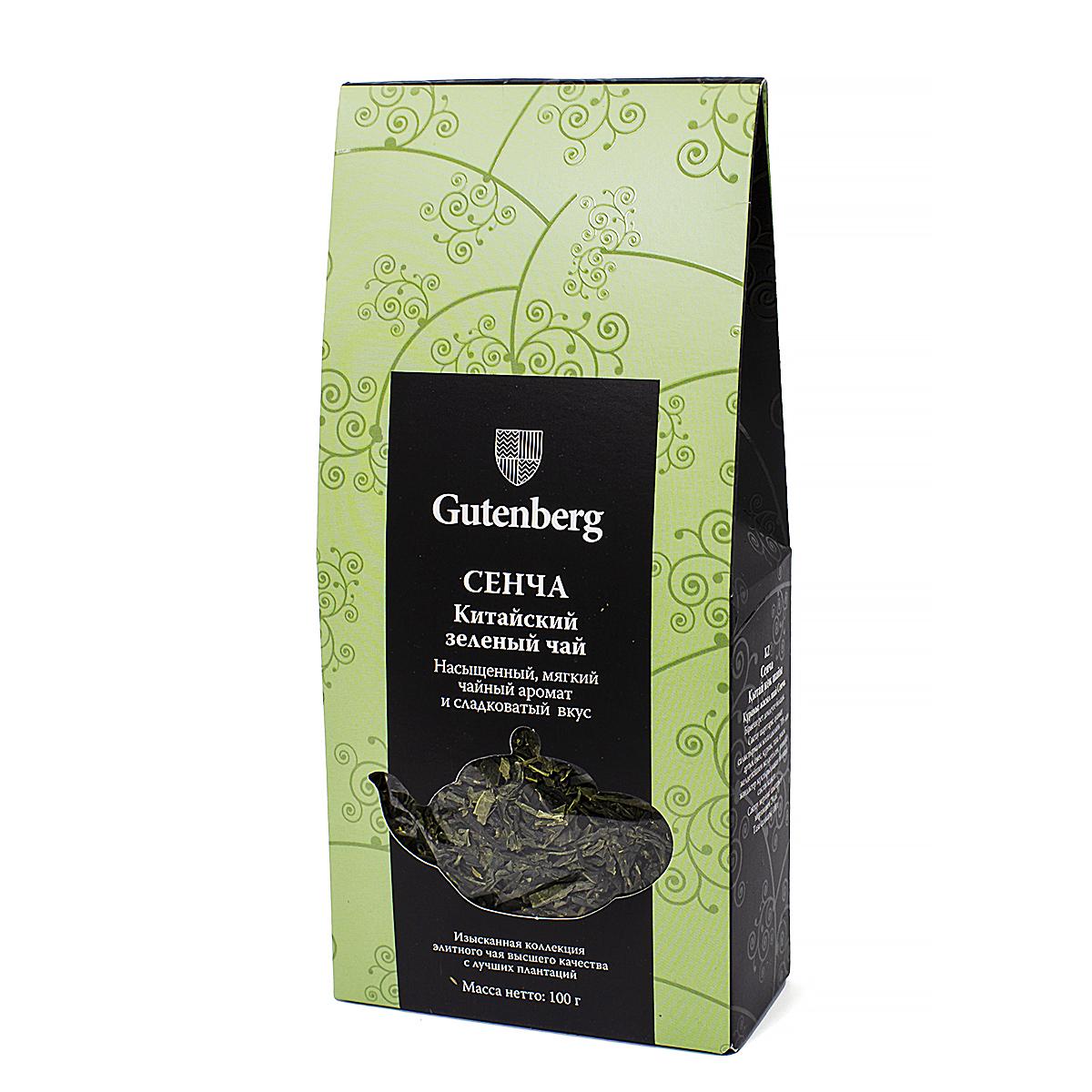 Чай зеленый Сенча, 100 г цены