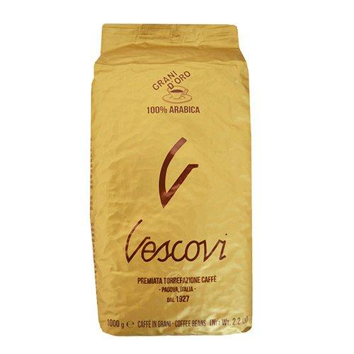 Кофе в зернах Vescovi Оро, уп. 1 кг от 101 Чай