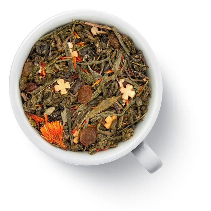 Зеленый ароматизированный чай Пасхальный от 101 Чай
