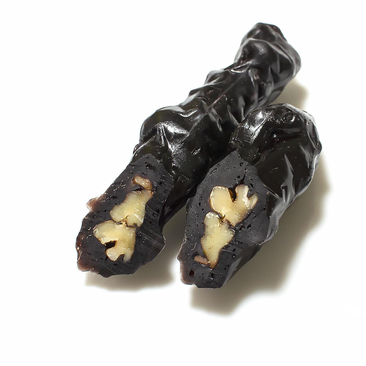 Фото - Чурчхела мини гранатовая с грецким орехом, 45 г бисквит б ю александров брауни с грецким орехом и карамелью 40 г