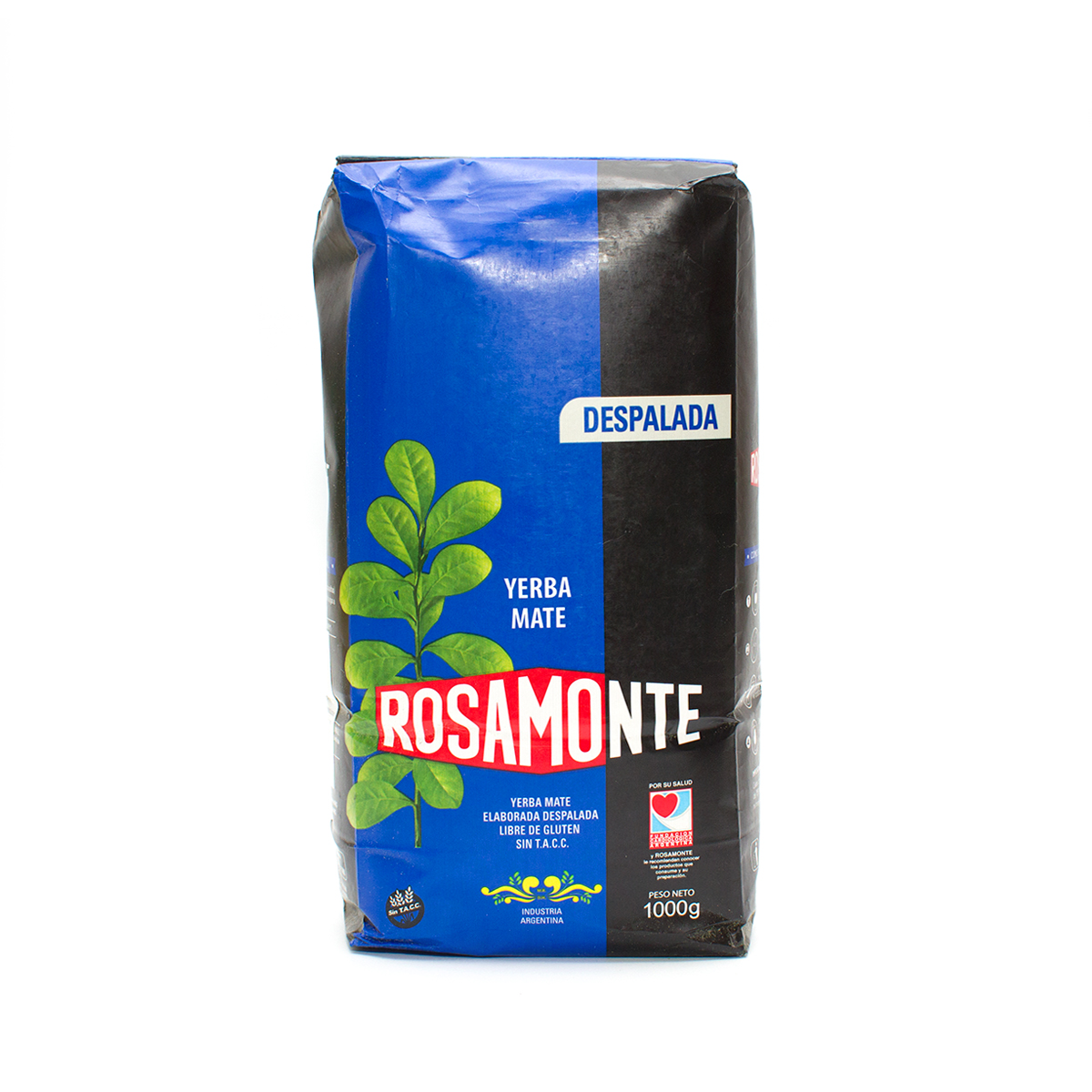 Мате Rosamonte Despalada, 1000 г мате rosamonte despalada 500 г