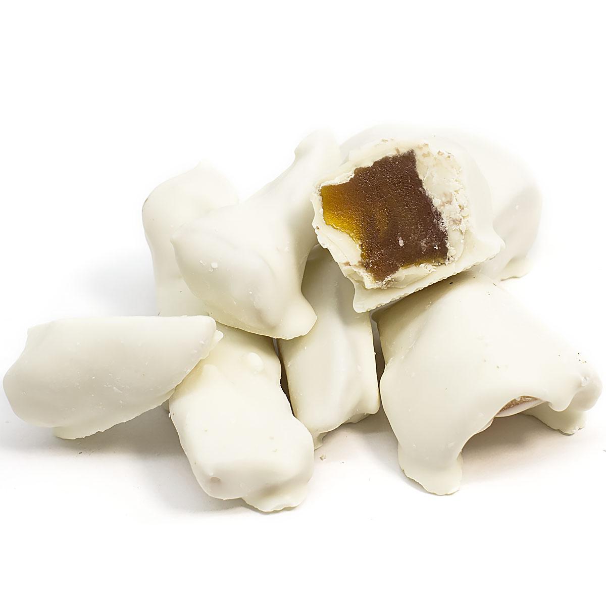 купить Канталуп в белой шоколадной глазури, 150 г онлайн