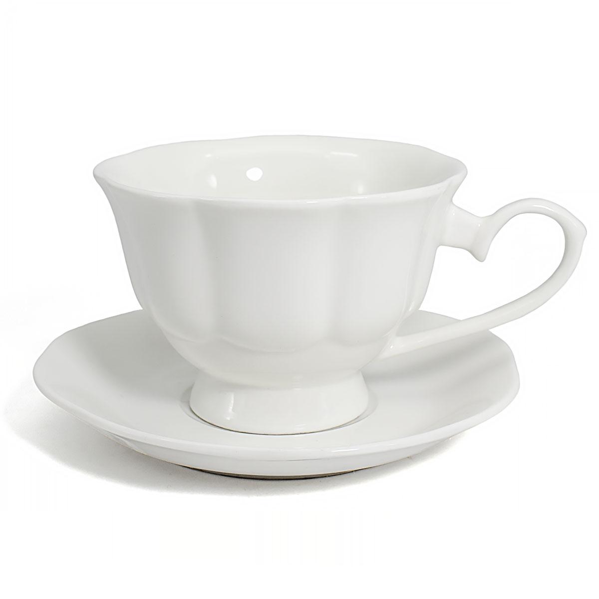 """Чайная пара """"Цветок"""", 180 мл"""