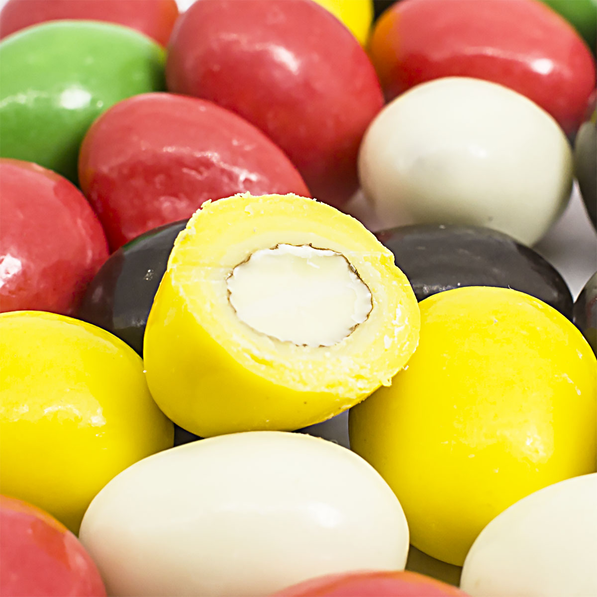Миндаль в цветной глазури пирожное маршмеллоу sweet plus zeffo в какао молочной глазури 150 г