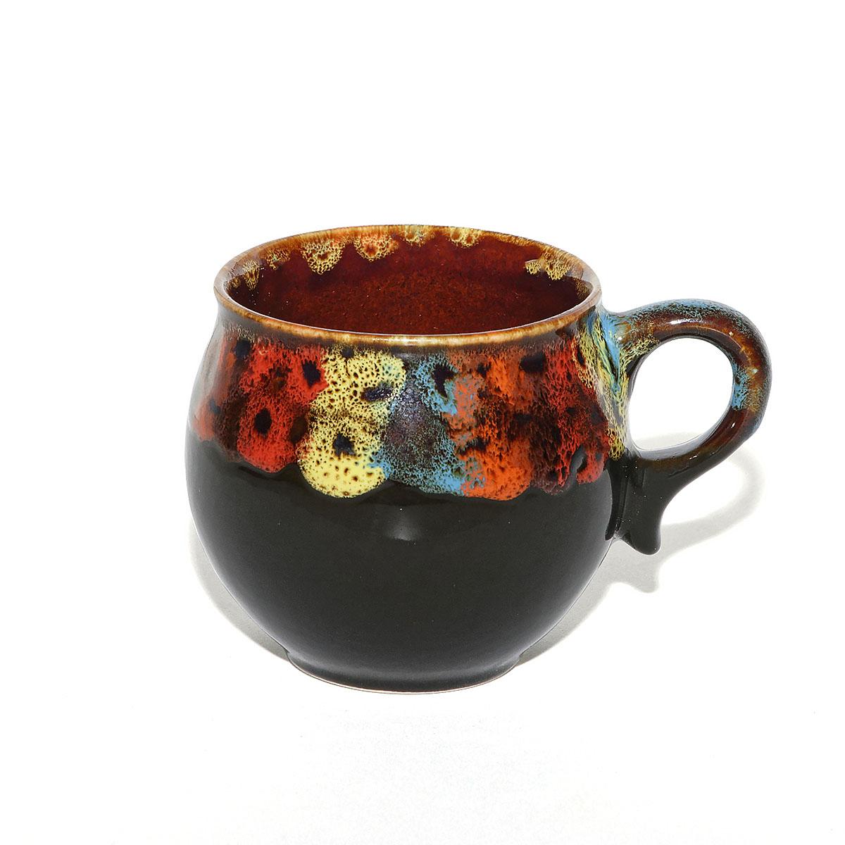 "Чашка глиняная ""Фантазия"", 200 мл"