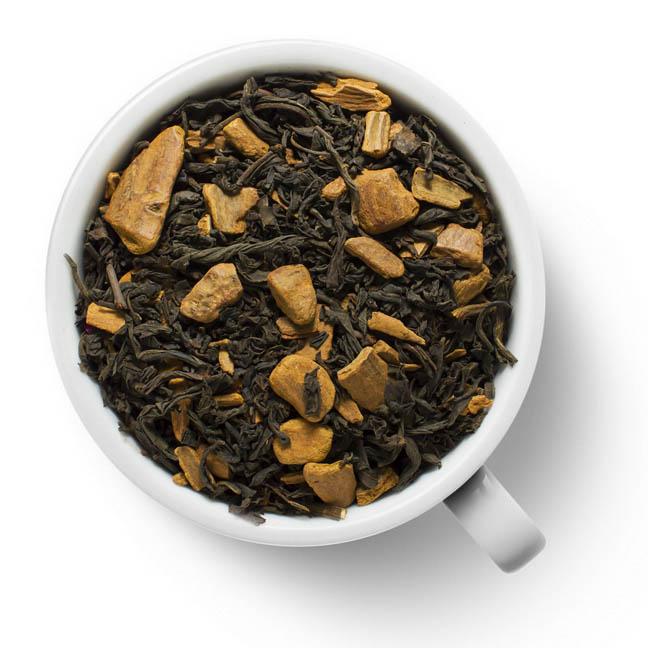 Черный eco-line чай Золотая корица
