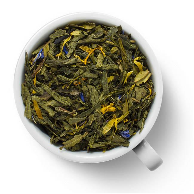 Зеленый ароматизированный чай Моргентау