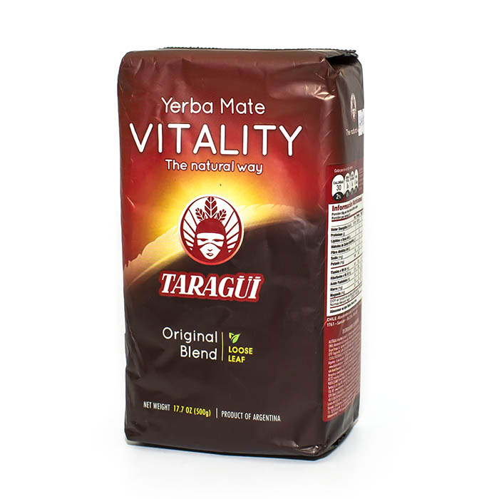 Мате Taragui Vitaliti, 500 г от 101 Чай