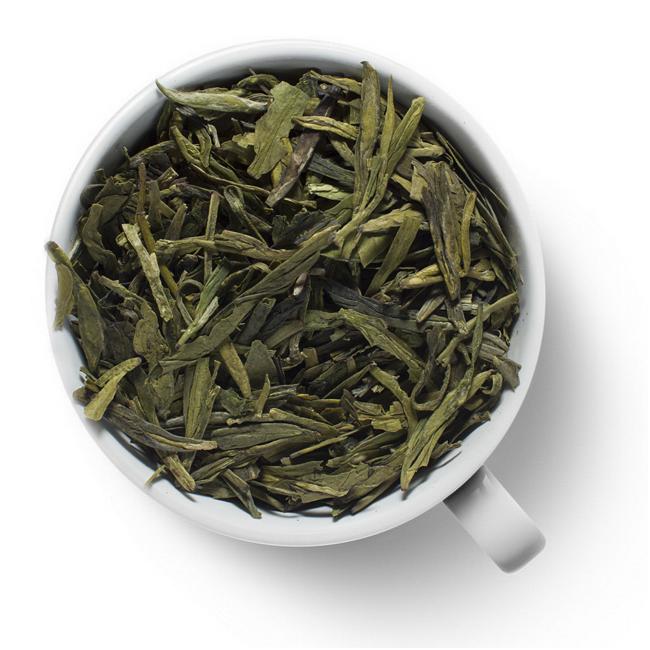 Зеленый чай Сиху Лун Цзин