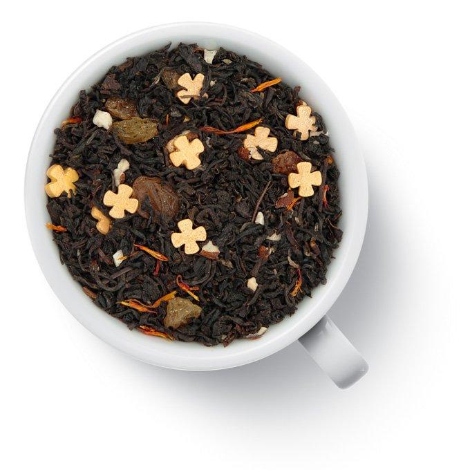 Черный ароматизированный чай Пасхальный